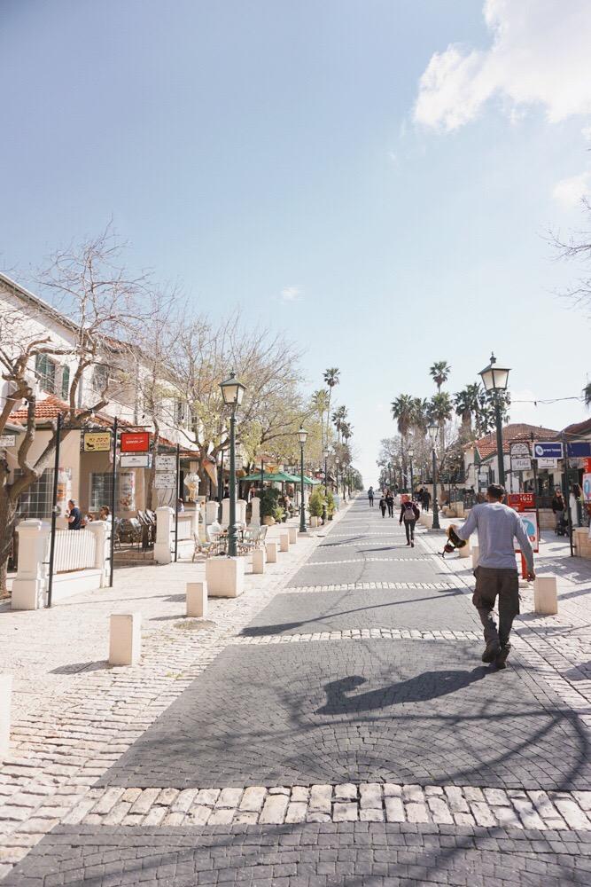 Day trip to Carmel, Israel