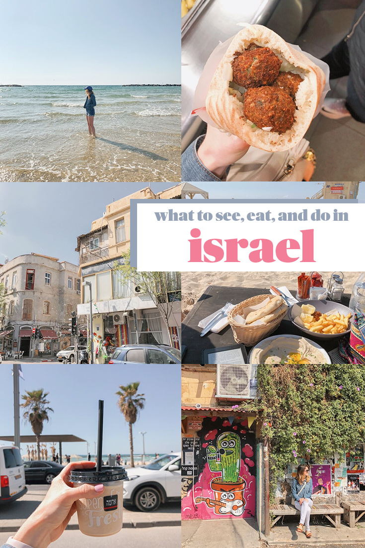 Tips for traveling to Israel, including Tel Aviv, Jerusalem, Akko, Carmel, and Haifa, with what to see, eat, and do!