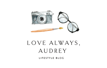 love always, audrey