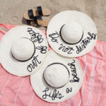 DIY Floppy Hats
